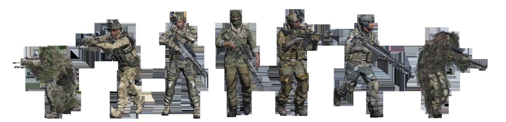 Arma 3 Marksmen DLC станет доступно 8 апреля