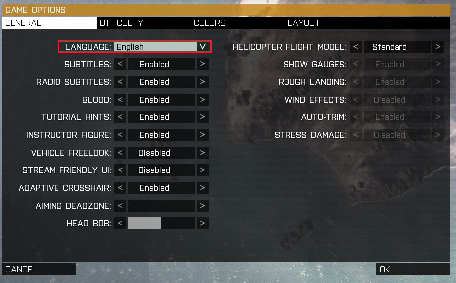 How can I change my language in the game? | Arma 3 ...